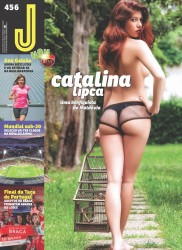 Link to Catalina Lipca – Revista J 31 May 2015 (5-2015) Portugal