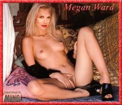 7abdcc420782392 Megan Ward Nude Fake Sexy Pics