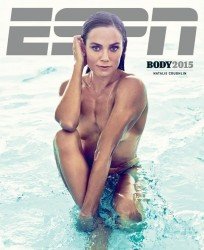 Natalie Coughlin - ESPN the Magazine Body Issue 2015