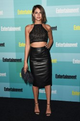 Willa Holland - Entertainment Weekly's Comic-Con 2015 Party 7/11/15