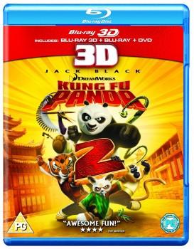 Kung Fu Panda 2 3D (2011) Full Blu-Ray 3D 35Gb AVCMVC ITA DD 5.1 ENG TrueHD 5.1 MULTI