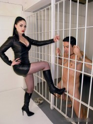 new 13.07.2015 Femdom Prison complete