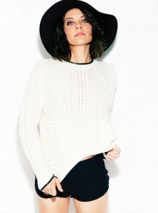 Lauren Cohan - Andrew Stiles Photoshoot 2013