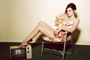 Lauren Cohan - STNDRD Magazine March 2014