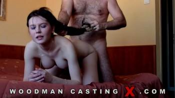 LUCIANNA KAREL - Woodman Casting X