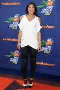 Hope Solo - Nickelodeon Kids Choice Sports Awards 7/16/15