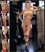 Barbara Moore Vintage Erotica