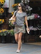 Jordana Brewster   Shopping in West Hollywood   July 21   22 pics