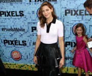 "Michelle Monaghan - ""Pixels"" New York Premiere July 18th 2015"