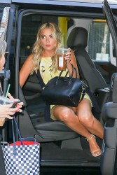 Ashley Benson - Out and About candids in Soho, July 24th 2015