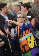 Carrie Fisher - Premiere Of Warner Bros. Pictures' 'Vacation' 27.7.2015 x24