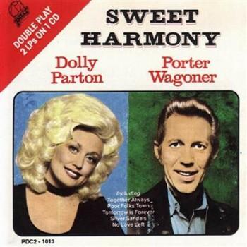 Dolly Parton & Porter Wagoner - Sweet Harmony (1982)