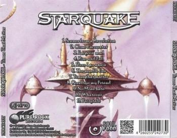 Starquake - Times That Matter (2015) FLAC
