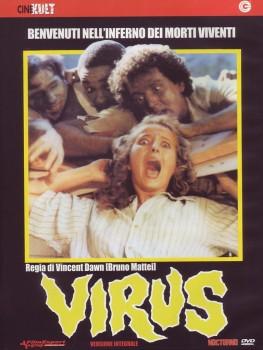 Virus - L'inferno dei morti viventi (1980) Dvd9 Copia 1:1 ITA-GER