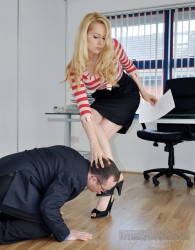 Her New Slutty Secretary part 6 update 03.09.2015
