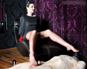 Scent Of A Domina part 1