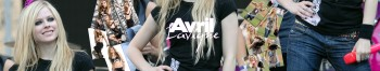 Avril Lavigne - Wallpaper - 5760x1080 (x1)