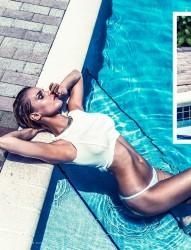 Stephanie Cayo Revista Maxim México Agosto 2015 + PDF 28