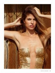 Stephanie Cayo Revista Maxim México Agosto 2015 + PDF 9