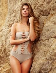 Stephanie Cayo Revista Maxim México Agosto 2015 + PDF 10
