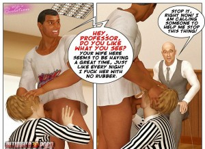 [Cuckold Comix] Slut Wife, Cuckold Humiliation, SW, Wife Domination, Husband Slave, Female dominance, Hotwife, Adult Comics, Teacher.