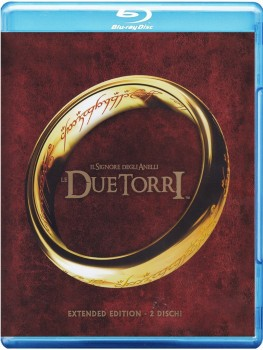 Il Signore degli Anelli - Le due torri - Extended Edition (2002) [2-BD+3-DVD] Full Blu-Ray 68Gb AVC ITA ENG DTS-HD MA 6.1