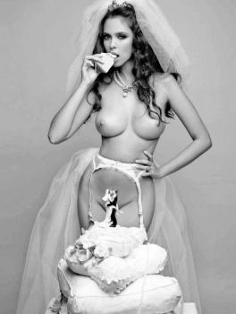 [Cuckold Image] Bride Pics, Erotic Fetish.