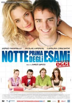 Notte prima degli esami - Oggi (2007) Full Blu-Ray 34Gb AVC ITA DTS-HD MA 5.1