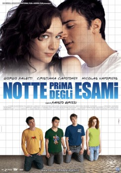 Notte prima degli esami (2005) Full Blu-Ray 30Gb AVC ITA DTS-HD MA 5.1