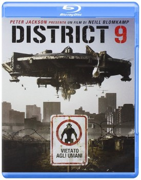 District 9 (2009) Full Blu-Ray 38Gb AVC ITA ENG DTS-HD MA 5.1