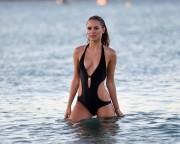 Kimberley Garner | Swimsuit Candids in St. Tropez | August 6 | 41 pics