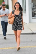Jordana Brewster | Out & about in West Hollywood | August 6 | 10 pics