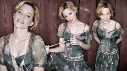Elizabeth Banks, Katy Perry, Miley Cyrus, Keira Knightley, Selena Gomez, Olivia Wilde, Stana Katic (Wallpaper) 6x
