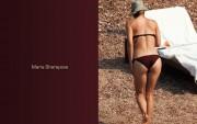 Maria Sharapova : Sexy Wallpapers x 16