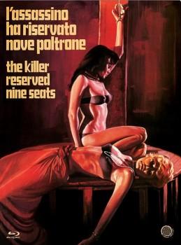 L'assassino ha riservato nove poltrone (1974) Full Blu-Ray 45Gb AVC ITA ENG GER DTS-HD MA 2.0