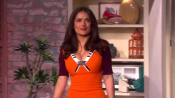 SALMA HAYEK - The Talk 08.14.15