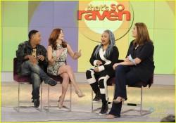 Raven Symone & Anneliese Van Der Pol - The View 8/14/15