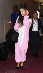 Ariana Grande  at Haneda Airport 15