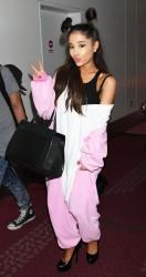 Ariana Grande  at Haneda Airport 1