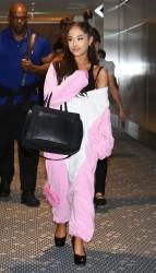 Ariana Grande  at Haneda Airport 9