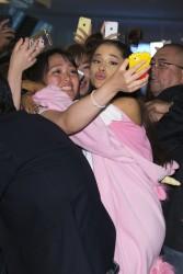 Ariana Grande  at Haneda Airport 23