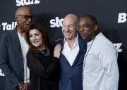 Marina Sirtis - STARZ' 'Blunt Talk' series premiere 10.8.2015 x17