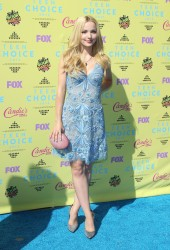 Dove Cameron - 2015 Teen Choice Awards 8/16/15