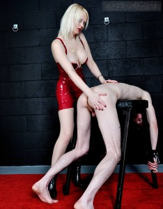 FemmeFataleFilms - Mistress Heather - The Apprentice Slave Stage Two complete 09.09.2015