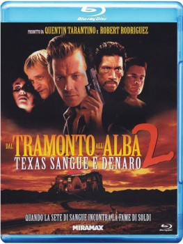 Dal tramonto all'alba 2 - Texas, sangue e denaro (1999) Full Blu-Ray 22Gb AVC ITA ENG DTS-HD MA 5.1