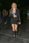 Peyton Roi List - Leaving Taylor Swift concert - sexy