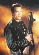 Терминатор 2 - Судный день / Terminator 2 Judgment Day (Арнольд Шварценеггер, Линда Хэмилтон, Эдвард Ферлонг, 1991) A9db54431276223
