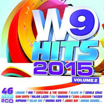 24046f431327031 W9 HITS 2015 Vol.2 - 2015 yabancı müzik indir