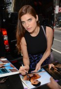 Lake Bell visits the 'Today' Show in New York City 8/24/15