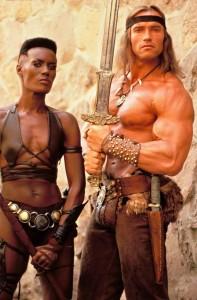 Конан Разрушитель / Conan the Destroyer (Арнольд Шварцнеггер, 1984) 241bbe431496451